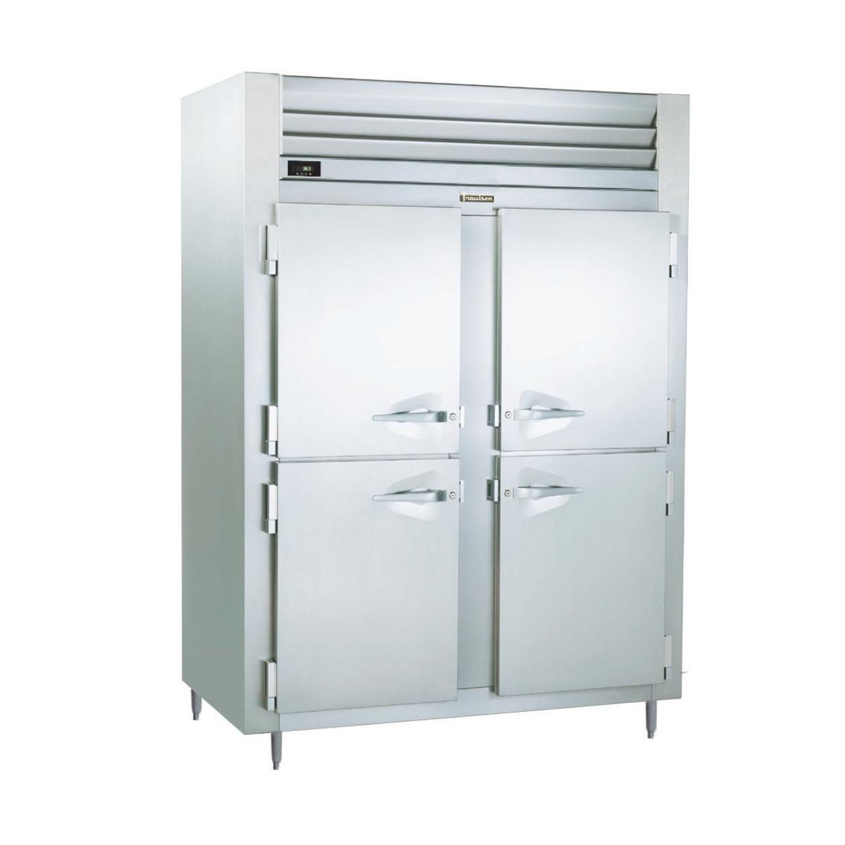 Traulsen AHT232WUT-HHS 2-Section Reach-In Refrigerator