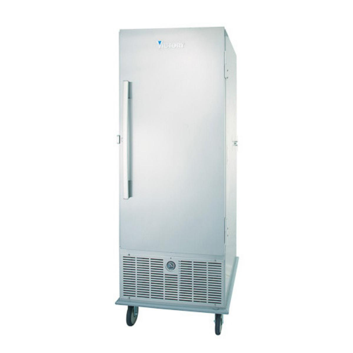 Victory ACRS-1D-S1-STS UltraSpec Series Air Curtain Refrigerator