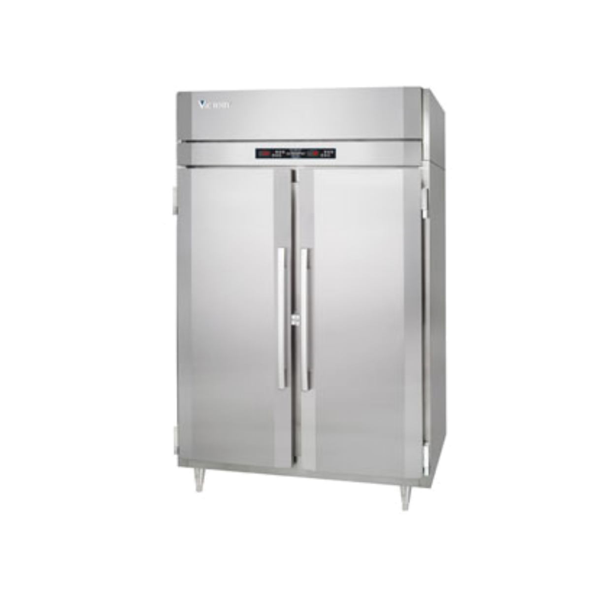 Victory HRS-2D-S1-EW Reach In Heated Cabinet