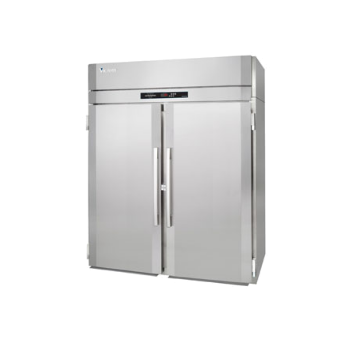 Victory RISA-2D-S1 Roll In Refrigerator, 2 Section