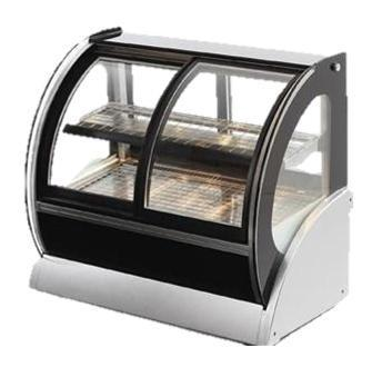 Vollrath 40884 Heated Display Case