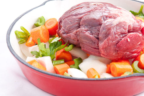 Shoulder Beef Roasts