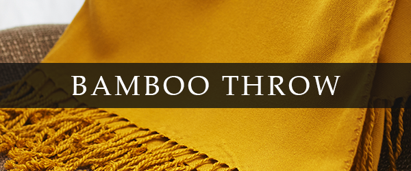 Bamboo Throw
