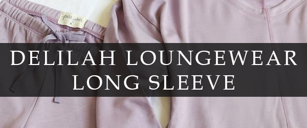 Delilah Loungewear Long Sleeve