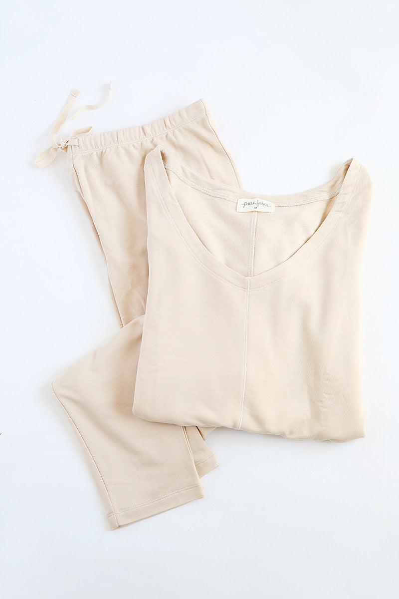 Delilah Loungewear Set Short Sleeve