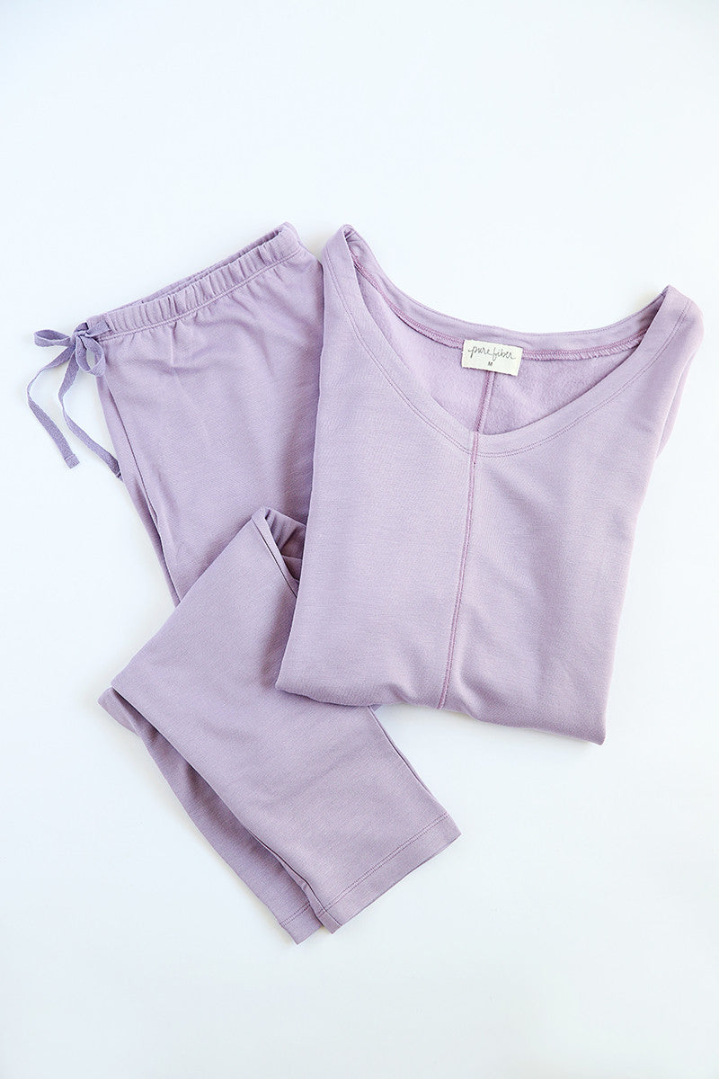 Delilah Loungewear Set Long Sleeve