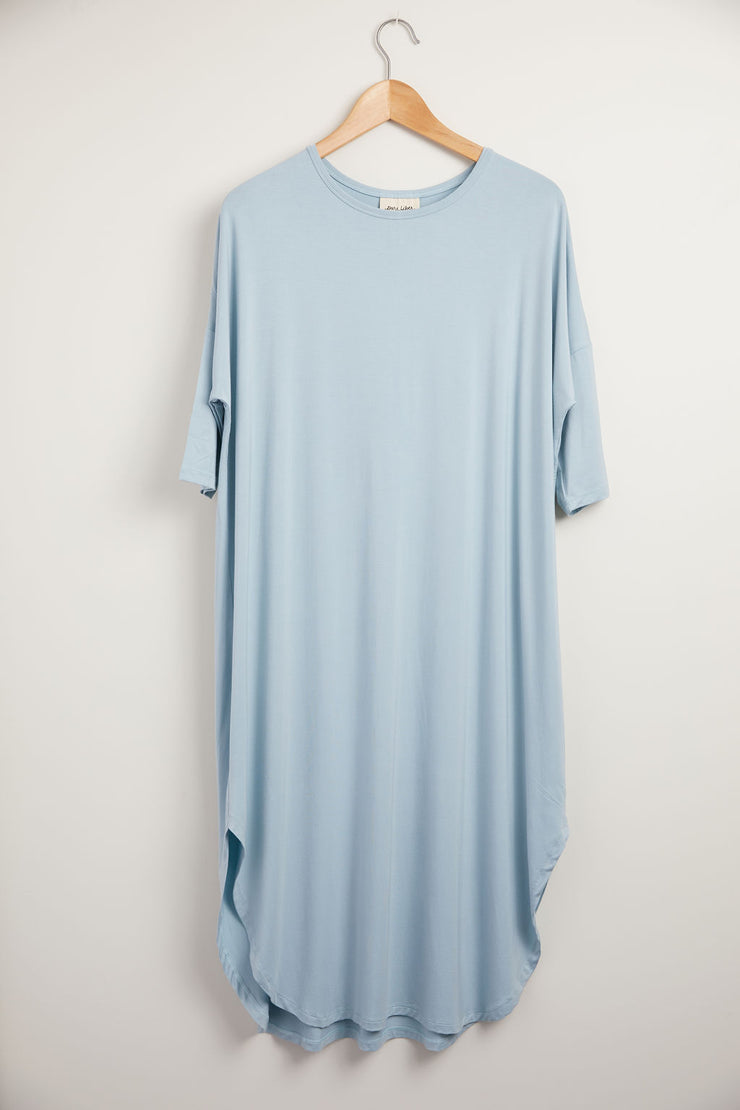 Bamboo 3/4 Sleeve Nightshirt