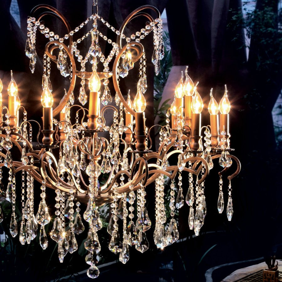 Pendant lights chandeliers and lamps by chic chandeliers asfour crystal chandeliers arubaitofo Gallery