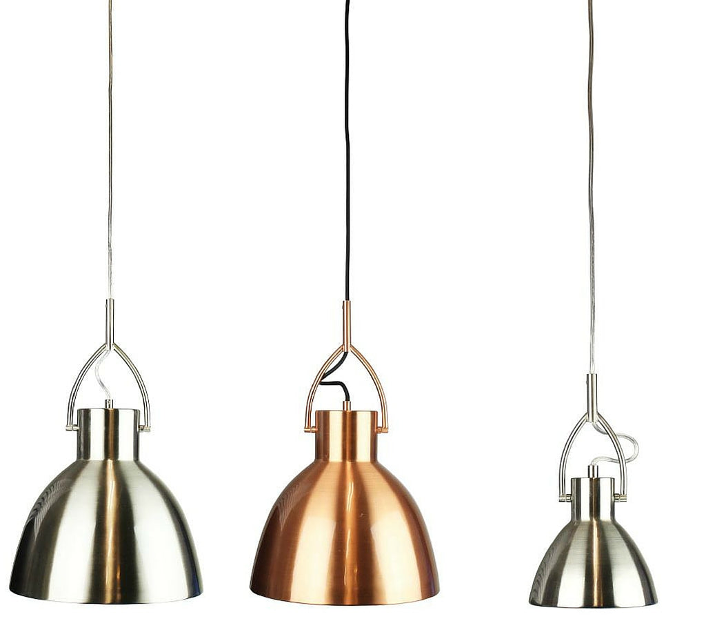 The Perno Pendant Light range by Chic Chandeliers