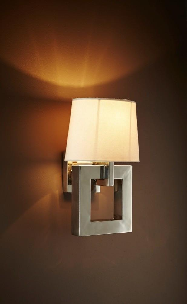 Beverly Sconce Base Nickel