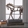 Titan Horse Sculpture
