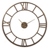 Mylah Gold Wall Clock