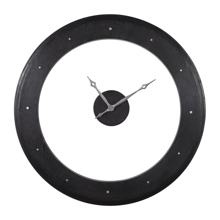 Ramon Wooden Wall Clock
