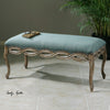 Kylia Sky Blue Bench