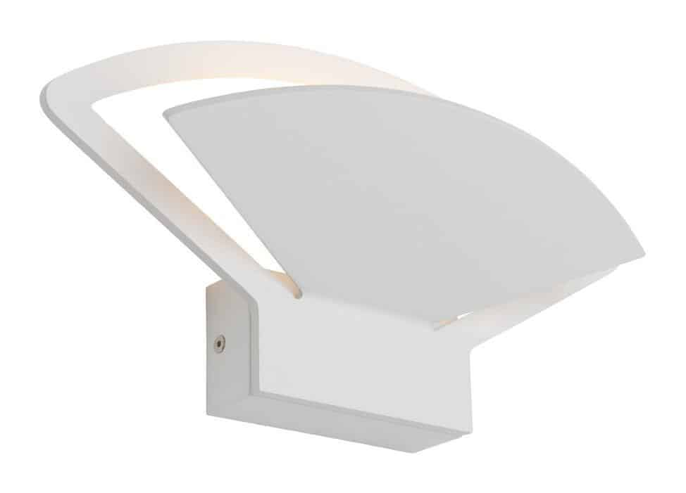 FIESTA 12W LED WALL LIGHT WHITE