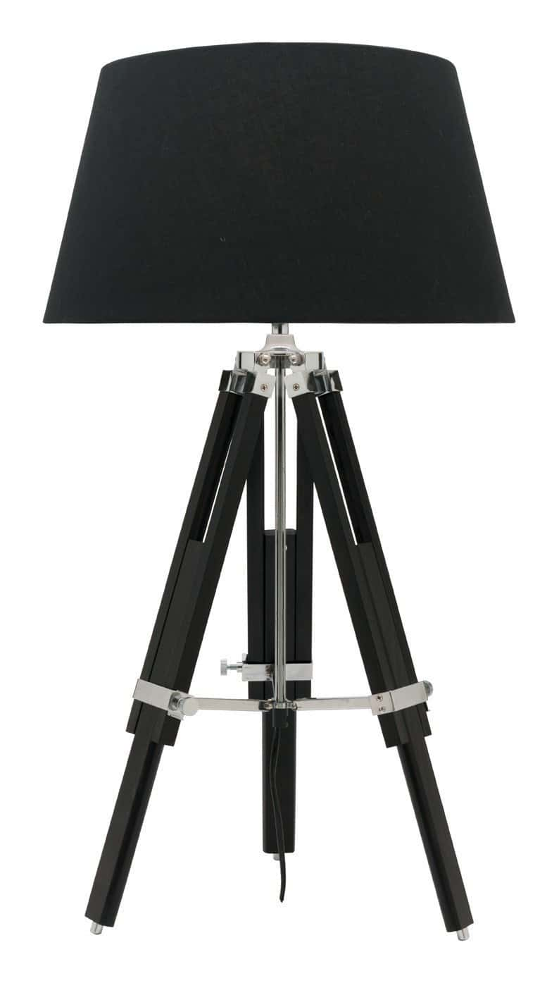 IDAHO 1LT TABLE LAMP