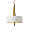 Modern - Obeliska Three Light Chandelier By Uttermost