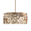 Pendant - Tillie  Gold  Pendant Light