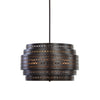 Fuller 3 Light Drum Chandelier