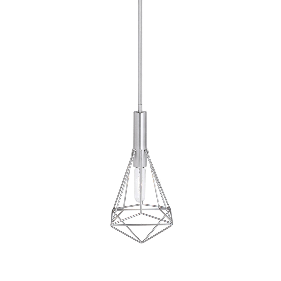 Proteus 1 Light Geometric Mini Pendant
