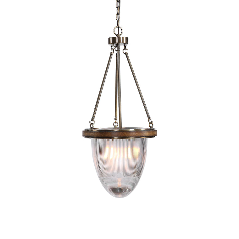 Clemmie 1 Light Industrial Pendant