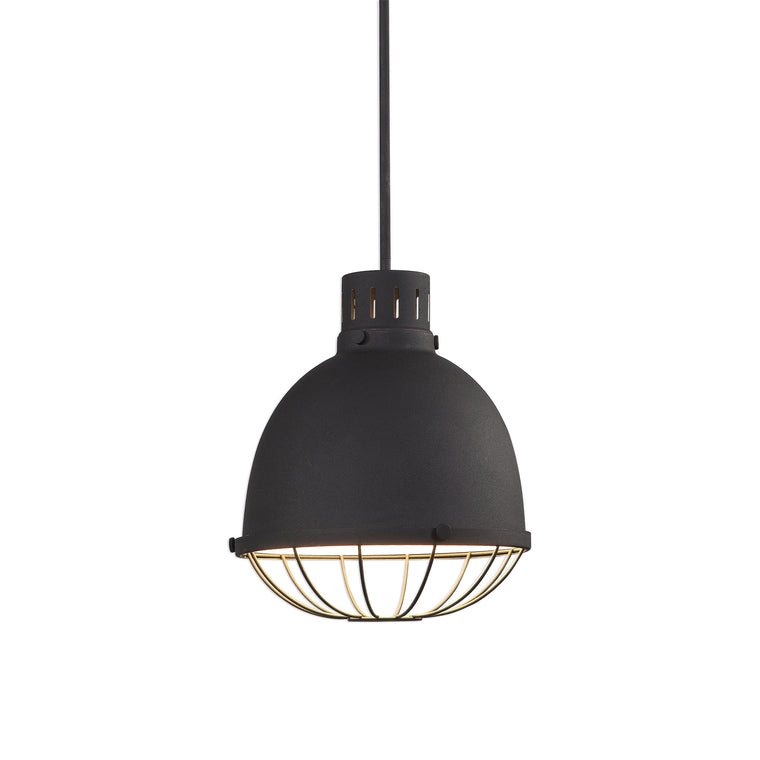 Dayton 1 Light Industrial Pendant