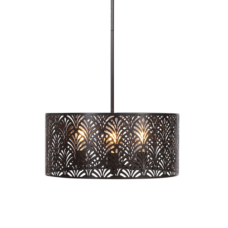 Myrtle 3 Light Outdoor Pendant