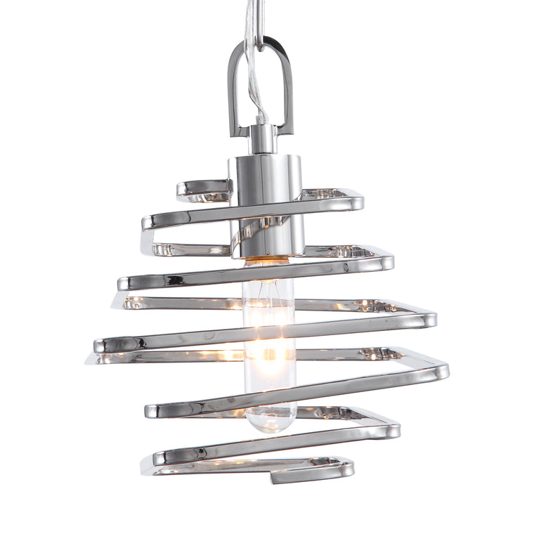 Coillir 1 Light Modern Mini Pendant