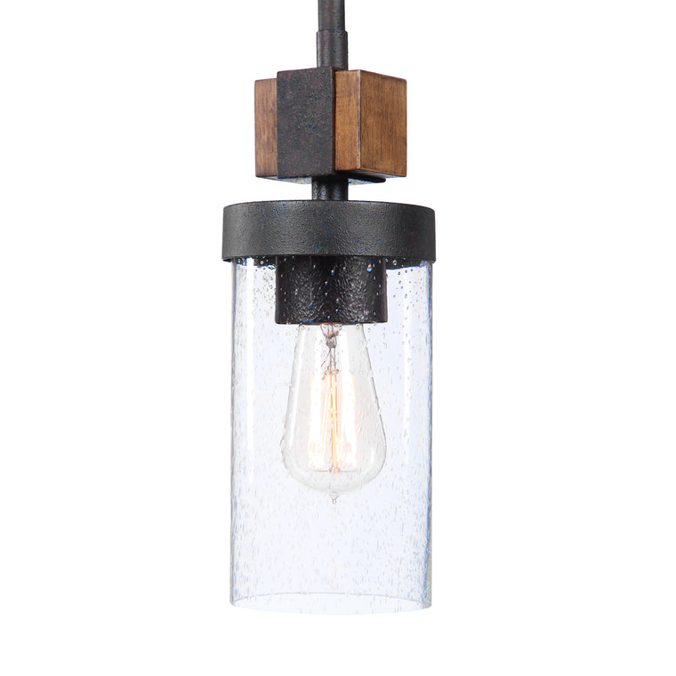 Atwood 1 Light Industrial Mini Pendant