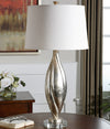 Palouse Silver Champagne Table Lamp