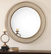 Bricius Round Metal Mirror