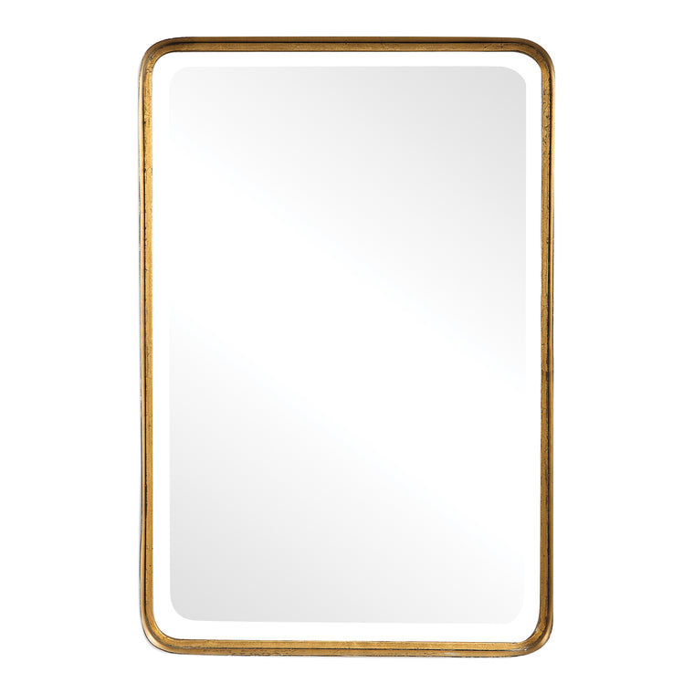 Crofton Antique Gold Mirror
