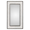 Karel Chevron Mirror