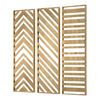 Zahara Gold Panels Set/3