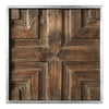 Bryndle Rustic Wooden Squares S/9