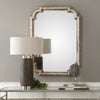 Calanna Antique Silver Mirror