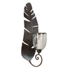 Lallia Leaf Wall Sconce
