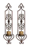 Privas Metal Wall Sconces, Set/2