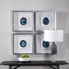 Kalia Blue Stone Shadow Box