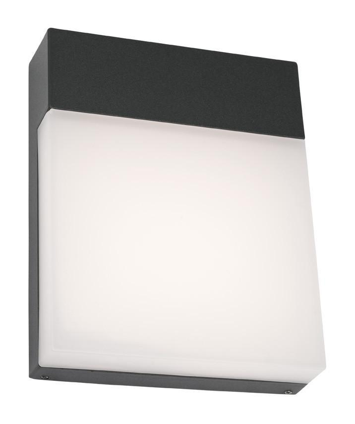 MAINZ EXTERIOR WALL LIGHT CHARCOAL