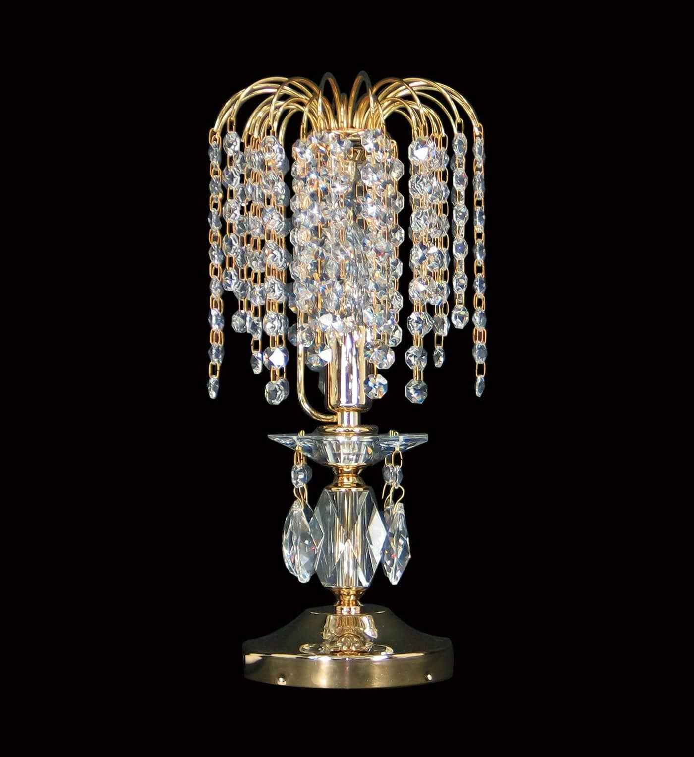 Asfour crystal light by chic chandeliers 8004 7 asfour crystal table lamp aloadofball Images