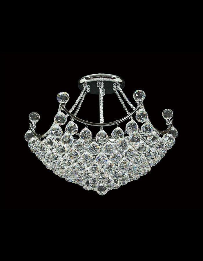 Asfour Crystal - Colossi Eight Light Asfour Crystal Chandelier