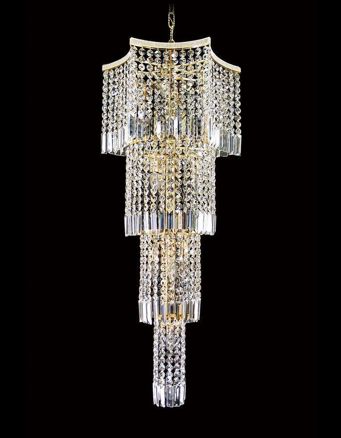 Asfour Crystal - Luxor 13 Light Asfour Crystal Chandelier