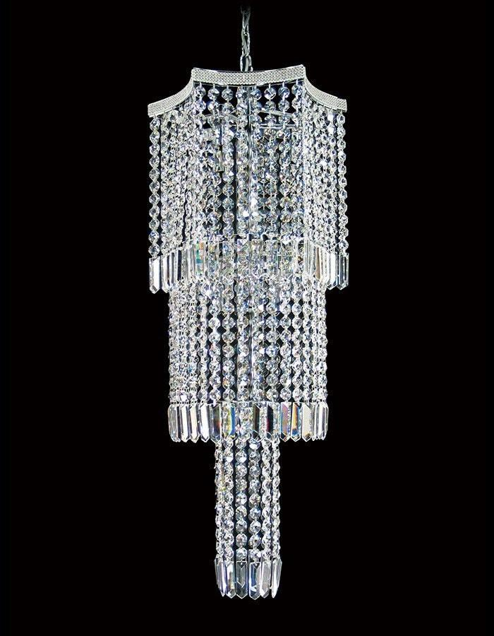Asfour Crystal - Luxor 7 Light Asfour Crystal Chandelier