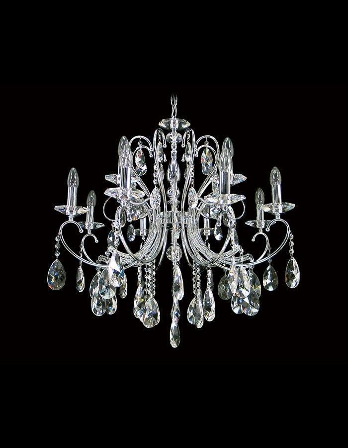 Asfour Crystal - Marie Therese 12 Light Asfour Crystal Chandelier