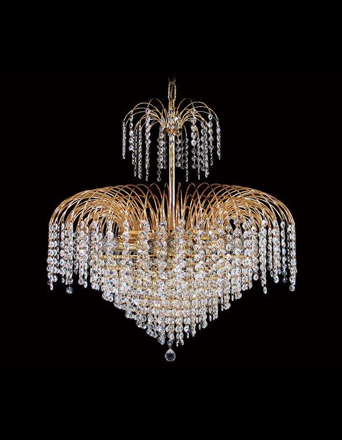 Asfour Crystal - Sphinx 13 Light Asfour Crystal Chandelier