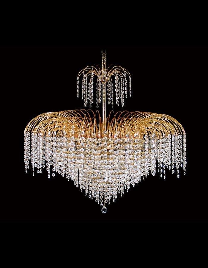 Asfour Crystal - Sphinx 15 Light Asfour Crystal Chandelier