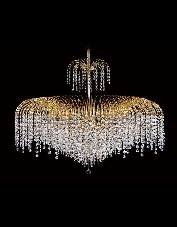 Asfour Crystal - Sphinx 21 Light Asfour Crystal Chandelier