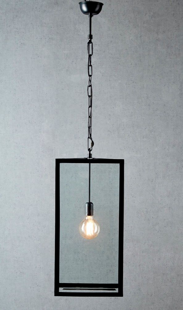 Archie Rose Large Hanging Lamp