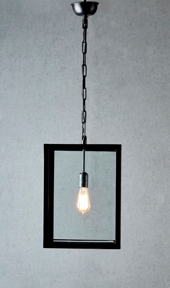 Archie Rose Small Hanging Lamp